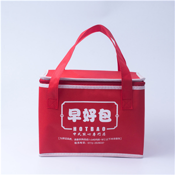 What is the process of ordering cooler bags