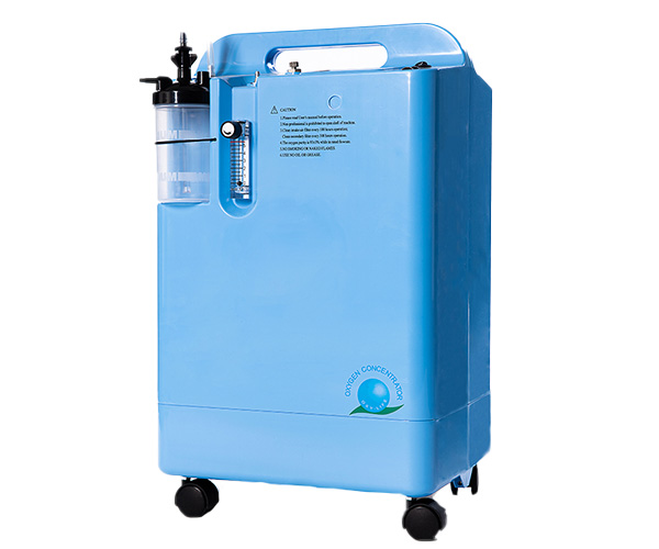 What are the detailed functions and advantages of the oxygen concentrator