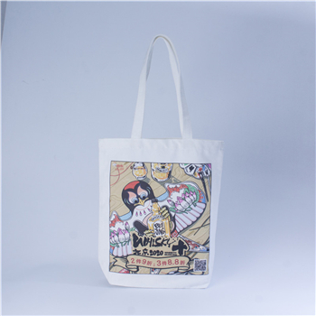 What is the difference between a cotton bag and a canvas bag