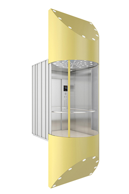 Application technology of elevator in life