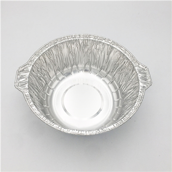 What is the feedback on the use of aluminum foil pot