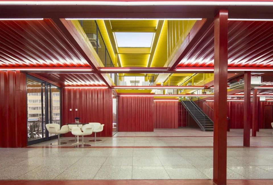 hanau building design,Steel structure design