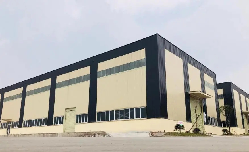 Various properties of steel structure workshop