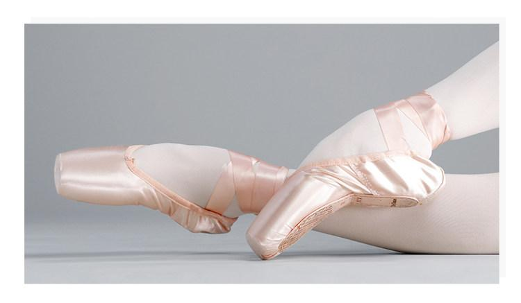 What are the main indicators to check for ballet shoes purchase