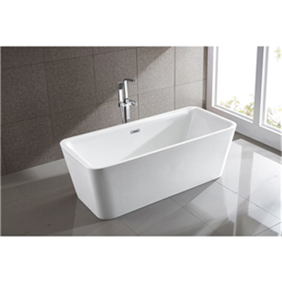 Which categories are there in the bathtub in the mount type and shape