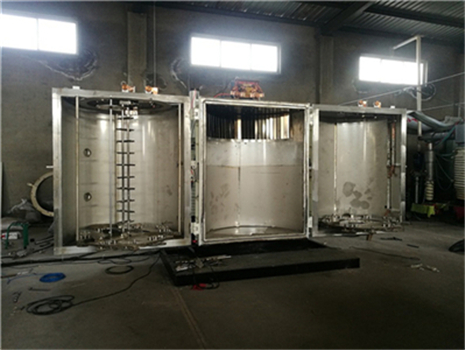 How to operate the vacuum coating machine safely
