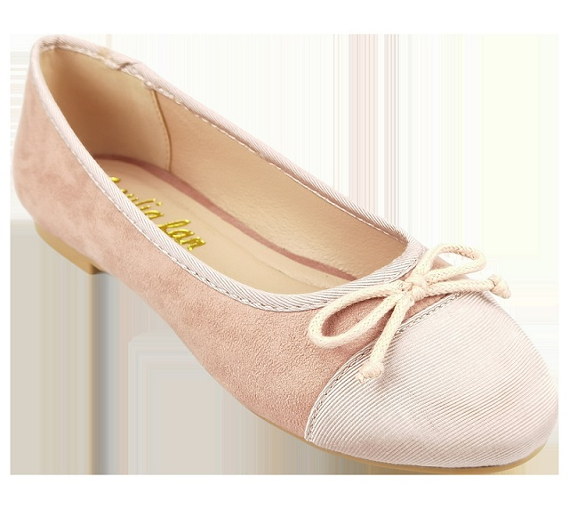 What is the focus when buying ballet shoes