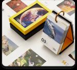 Card, Hangtag, calendar