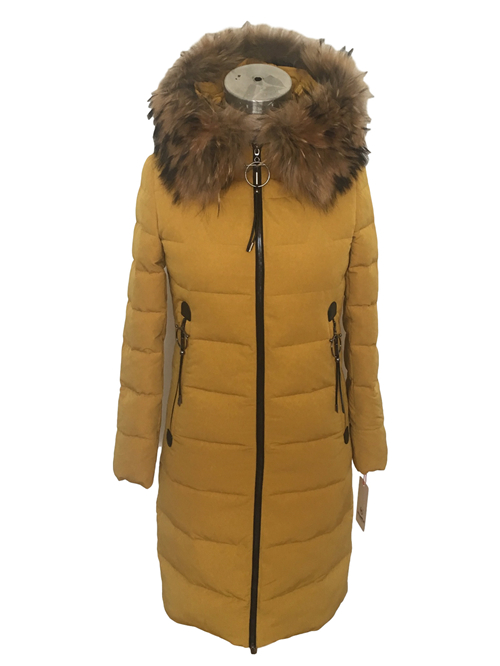 Several kinds of down jacket collocation in winter