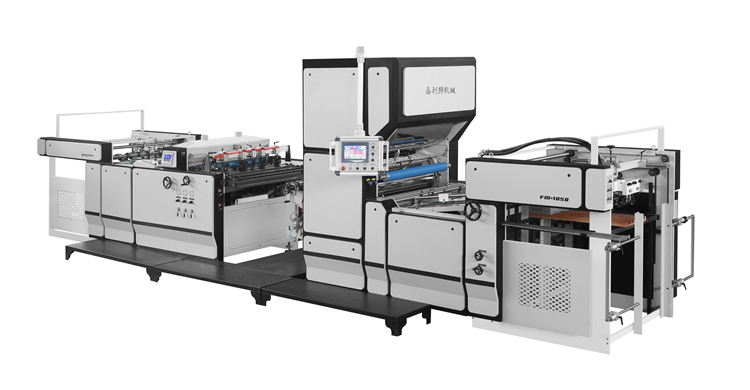 Is the price of automatic pre-coating film machine high