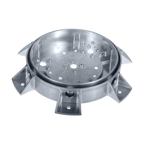 Introduction of CNC machining of customized OEM aluminum 6061-T6 parts