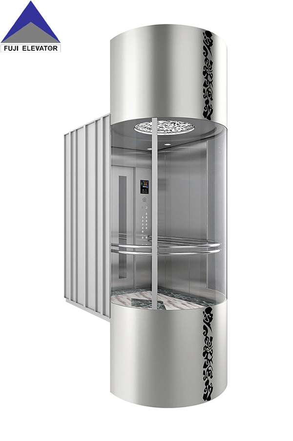 What are the characteristics of MRL elevators?