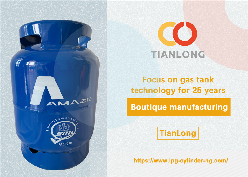 How to modify liquefied gas cylinders