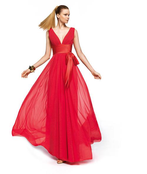 Ladies Cocktail Party Dress Customization