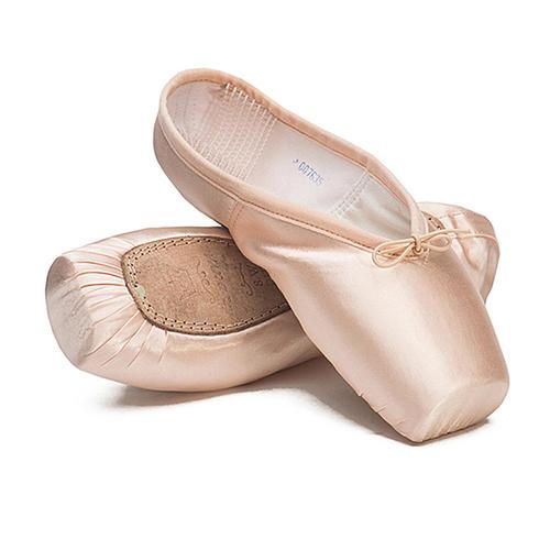 The origin of ballet shoes,ballet shoes