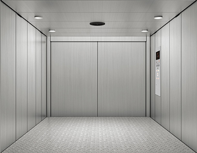 What factors affect the price of freight elevators