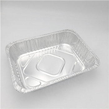 What details should be paid attention to when choosing an aluminum foil container