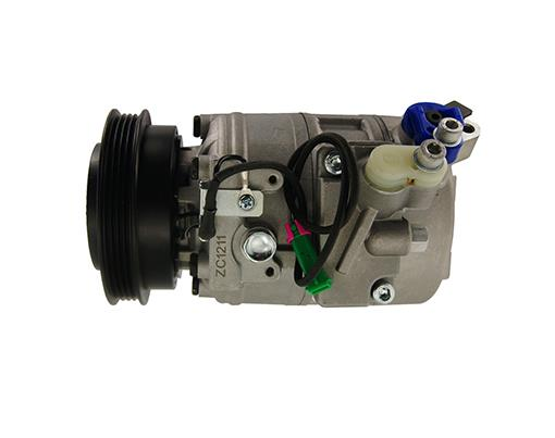 What is the effect of car air conditioning compressor