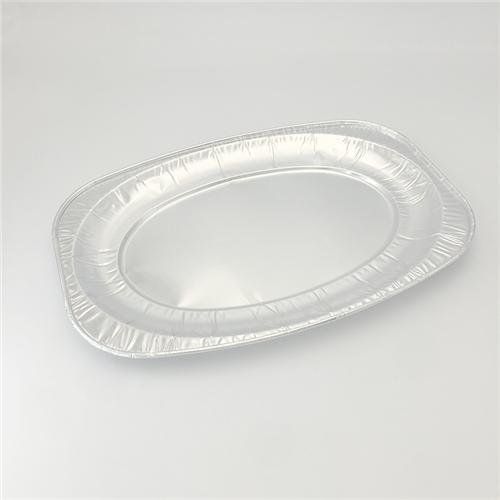 Why is the aluminum foil platter so popular