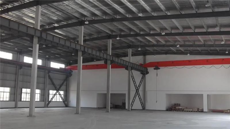 steel structure,How to store steel structure