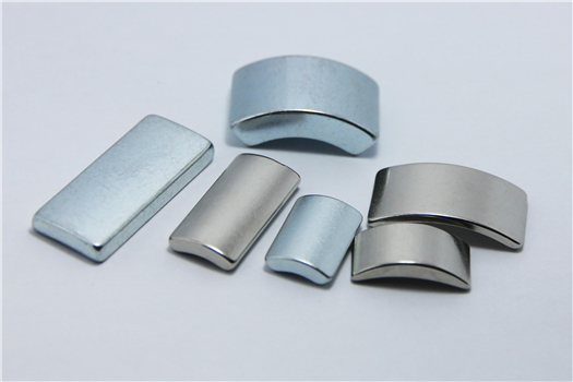 What is the application of neodymium magnets in electrical appliances