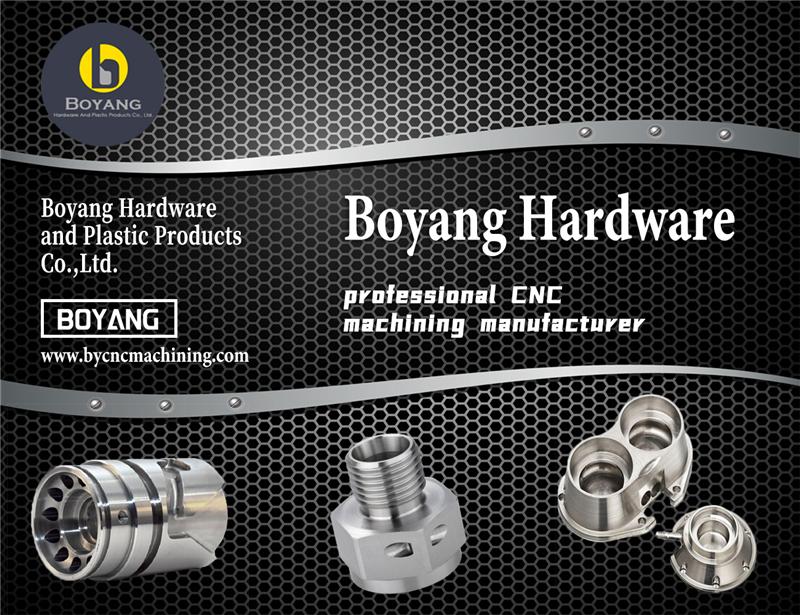 CNC aluminum parts processing