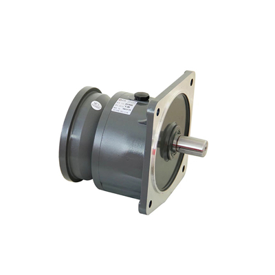 What is the influence of the working temperature of the gear reducer on the operation of the product