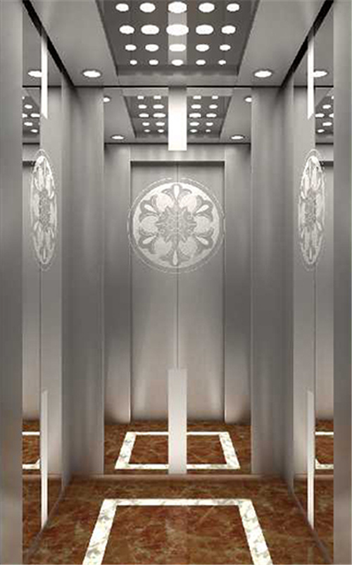 the price positioning of passenger elevator