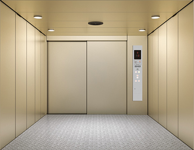 Chinese freight elevator