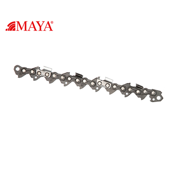 How to maintain a professional saw chain