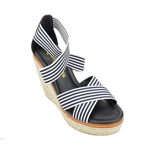 supplier of slope heel sandals