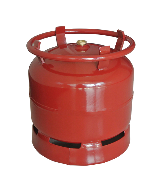 What is the wholesale price of liquefied petroleum cylinders