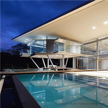 What are the outstanding advantages of light steel villas compared to traditional houses