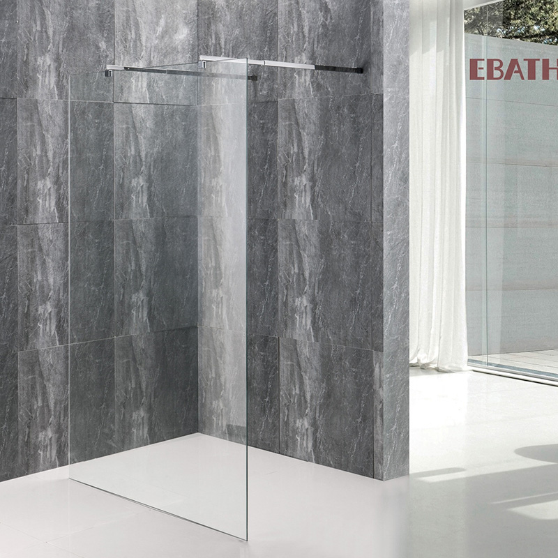 Is the thicker the glass in the shower enclosure safer?