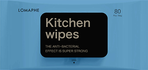 the manufacturer of wet wipes