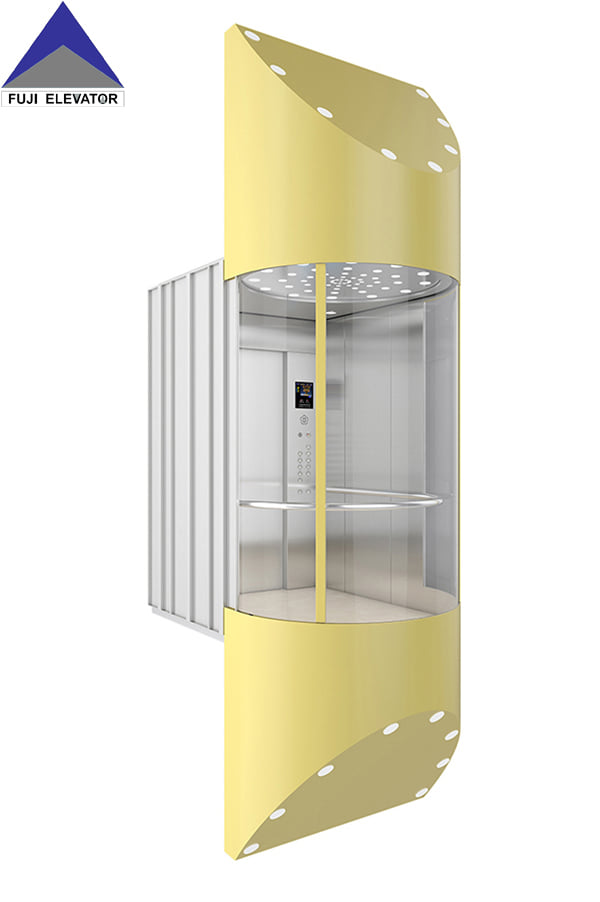 What are the classifications of elevators by purpose?