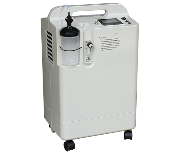 What are the characteristics and purpose of the oxygen concentrator and its working principle