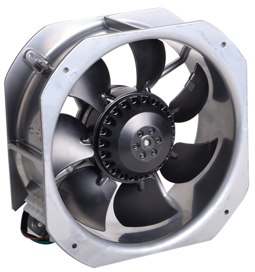 What should be paid attention to when designing a centrifugal fan housing