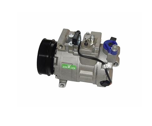How should the car air conditioner compressor be maintained