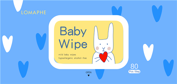 How to judge the product quality from the appearance of baby wipes