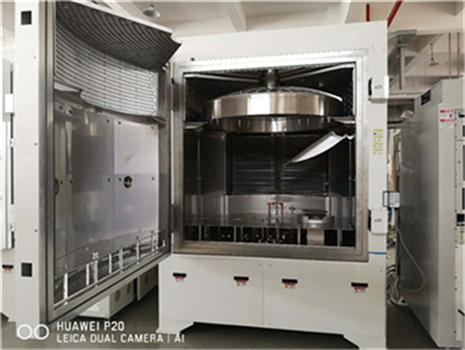 Multi-arc ion coating method for vacuum coating equipment