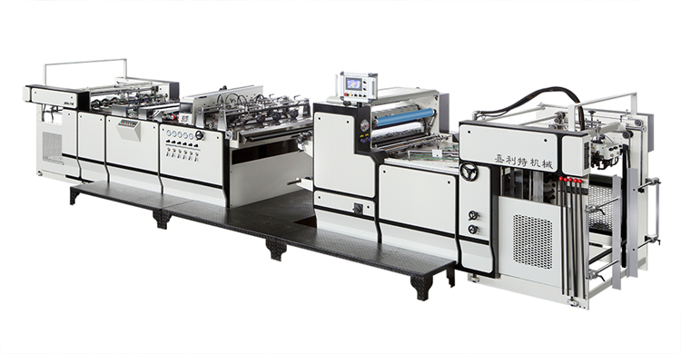What are the applications of laminating machine laminating process in life?