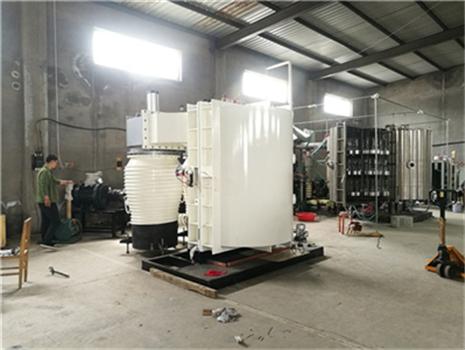 What is a vacuum coating machine