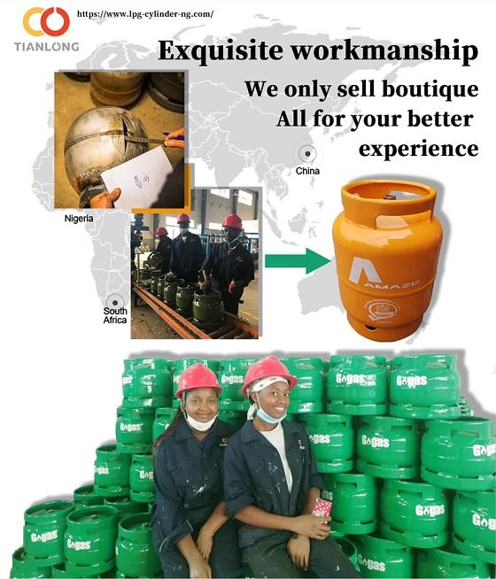 gas bottle wholesale