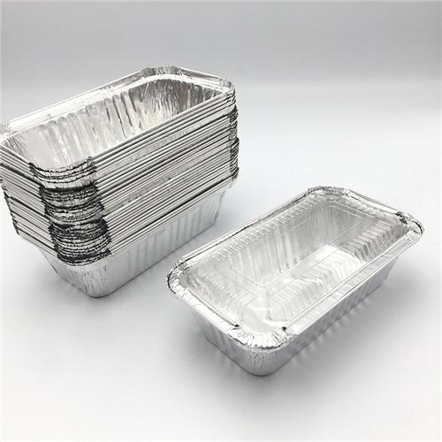 aluminum foil platter