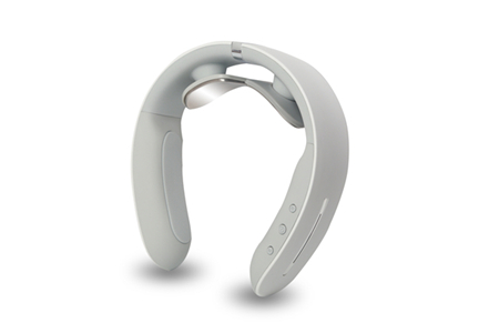 What are the functions of the neck massager