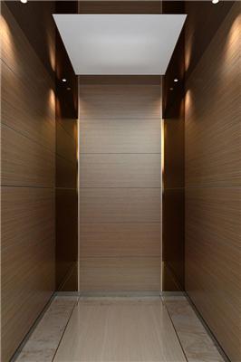 Features of passenger elevators