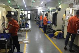 Factory workshop