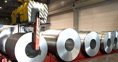 Can Lid Pressing Manufacturing Workshop