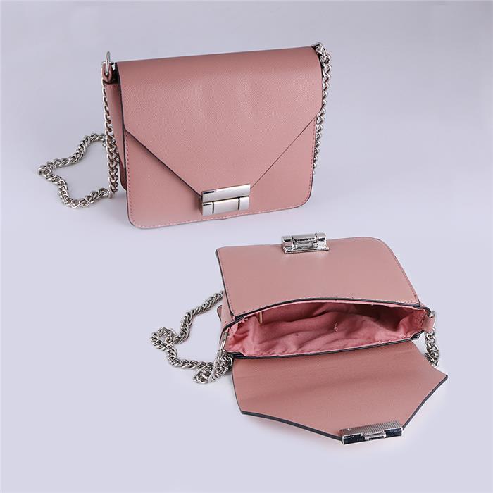 Mini Chain Strap Leather Cheap CrossBody Bag